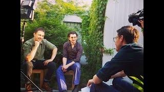 Arctic Monkeys - Interview on @Morgenmagazin