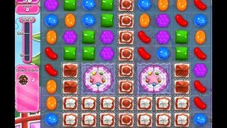 Candy Crush Saga Level 379 ★★ NO BOOSTER
