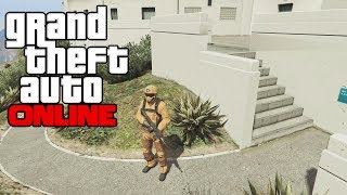 GTA Online - Das vs The World (GTA 5 Online PS4 Multiplayer Gameplay)
