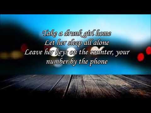 Drunk Girl by Chris Janson lyrics