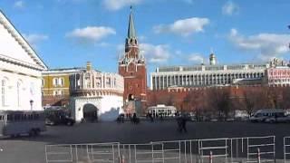 видео Кутафья башня Кремля