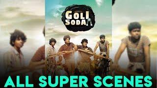 Goli Soda - All Super Scenes | Kishore | Sree Raam | Vinodhkumar | Pandi | Murugesh | Chandini