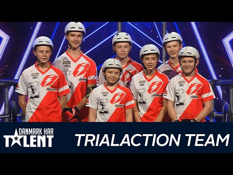 Trialaction Team - Danmark Har Talent - Live 3