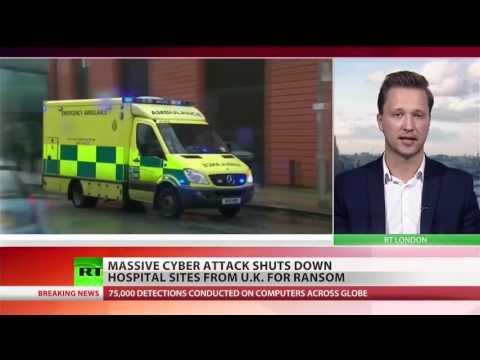 Massive cyber attack hits the globe!