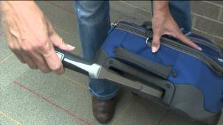 Consumrer Reports: Choosing the right carry-on luggage