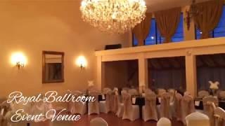 The Grand Ballroom - Wedding Reception at Royal Ballroom Event Venue