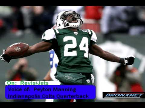 Jets Vs. Colts 2010 - Peyton Manning Audio - Bronxnet Sports