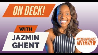 On Deck! With Jazmin Ghent -  Presented by The Dave Koz Cruise