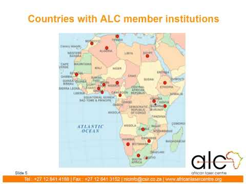 International scientific collaborations for the socio-economic development of Africa
