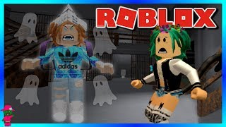 👻MY DAUGHTER IS A GHOST!!! 👻 (Roblox Haunted Hunters)