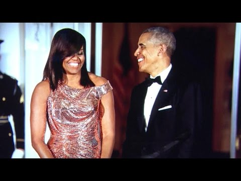 Barack Obama shares adorable birthday message to Michelle Obama