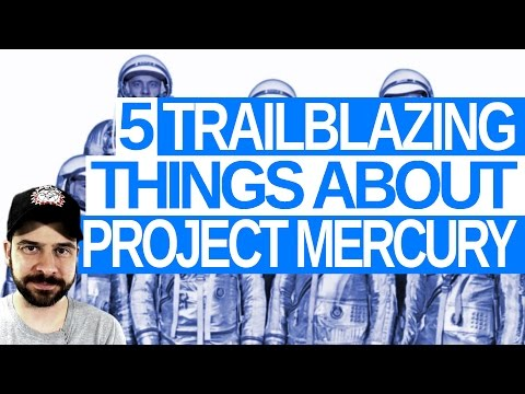 5 Trailblazing Things About Project Mercury