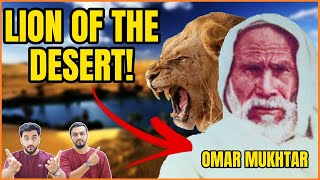 WHY WAS HE CALLED THE LION OF THE DESERT? : OMAR MUKHTAR (Hindi Urdu) | TBV Knowledge & Truth