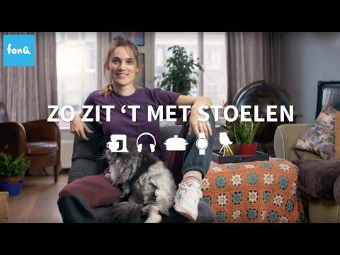 Lize vindt jouw mooi in stoelen   fonQ