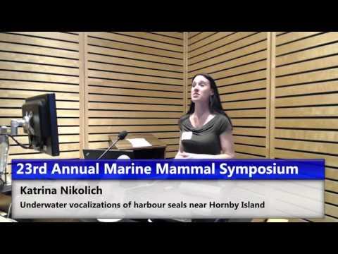 23rd Annual Marine Mammal Symposium 2015 (3/4) - Seals, Sea Lions, Fur Seals & Otters