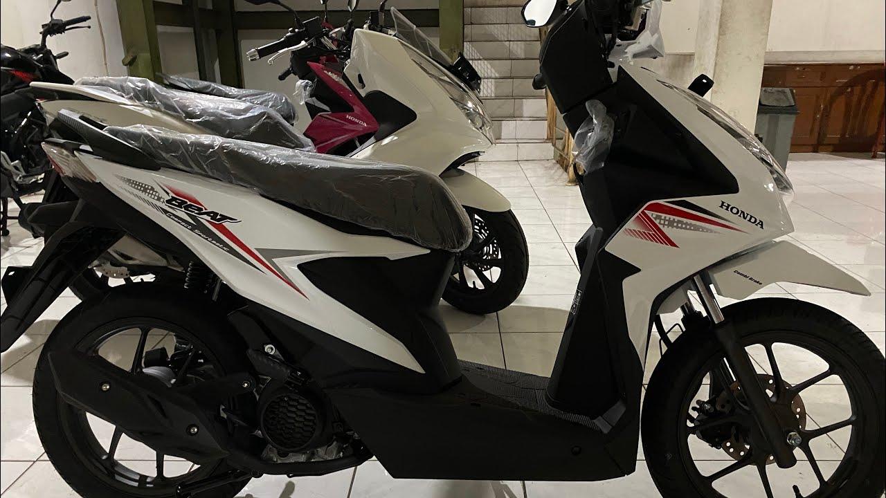 New Honda Beat Cbs Dance White 2020 Youtube