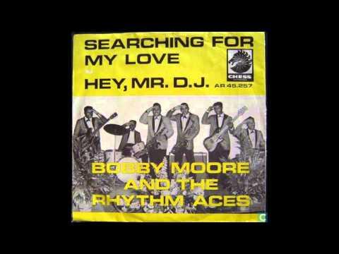 Hey, Mr. D.J. - Bobby Moore & The Rhythm Aces (1966)  (HD Quality)