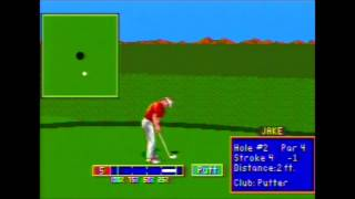 SAWF Episode 121 - PGA Tour Golf II [Genesis] (Part 2)
