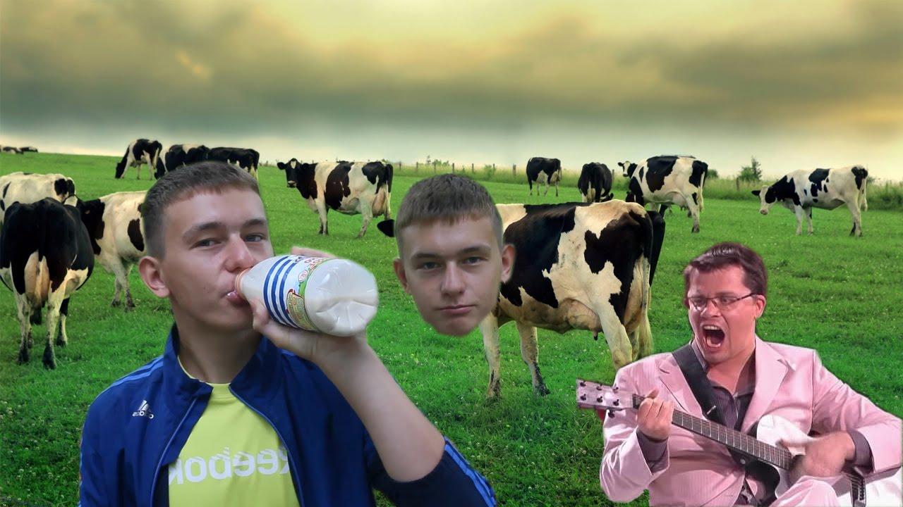 Челлендж||Молоко VS Кирилл||challenge+Эдуард Суровый