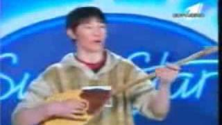Super star Kazachstan fristailo