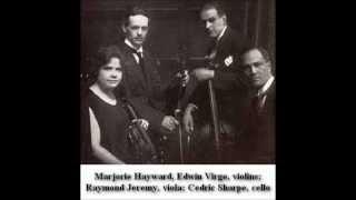 Virtuoso String Quartet - Mendelssohn: Quartet Eb Op 44 #3, Scherzo assai