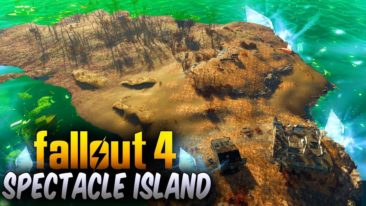 Spectacle Island Fallout  Mod