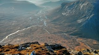 Hiking in Scotland- Cairngorms National Park Highlands/ Wandern in Schottland GoPro