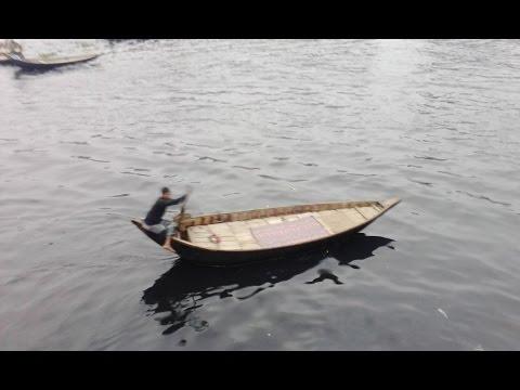 Dhaka River port Sadarghat Buriganga River visit video