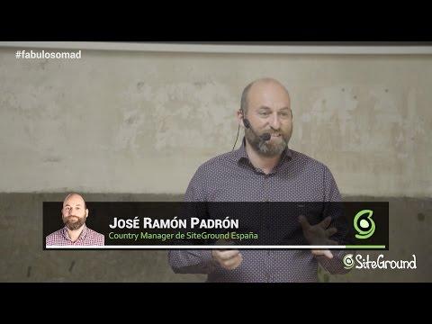 "José Ramón Padrón: ""Abrazos y Likes"" - Fabuloso Madrid: A Marketing Event"