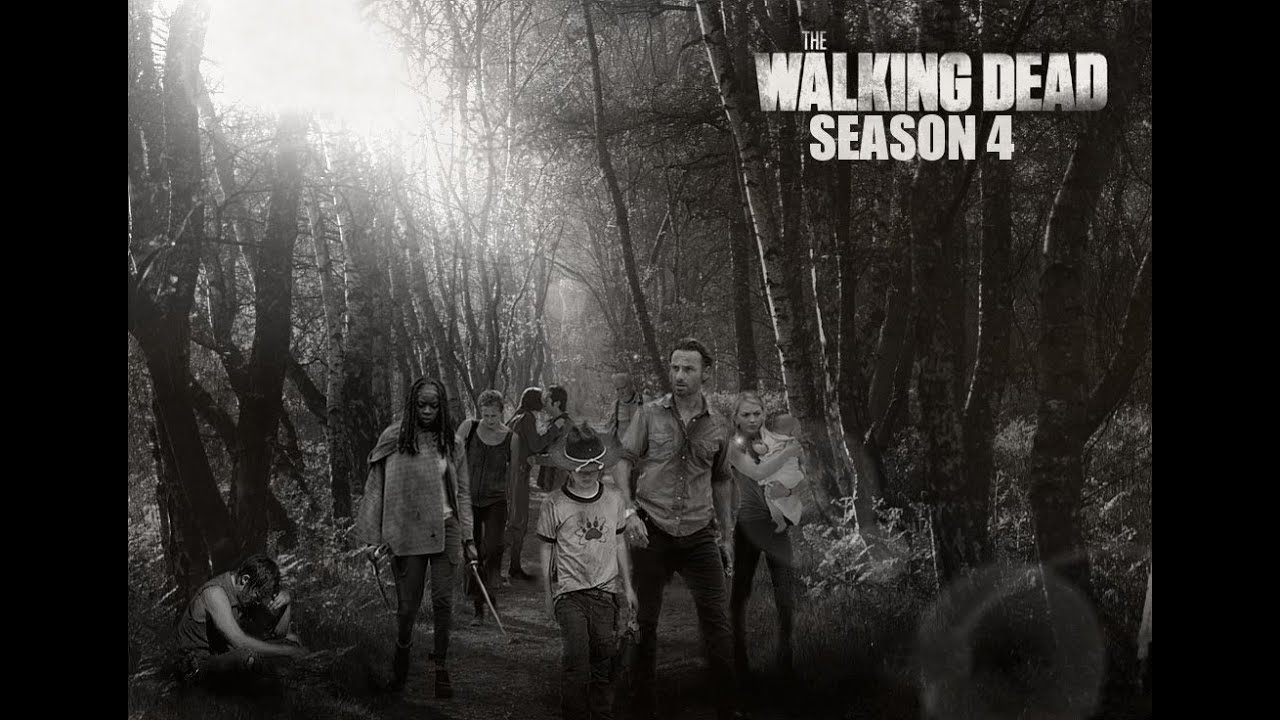 The Walking Dead Season 4°temporada Abertura 2013 Oficial - YouTube