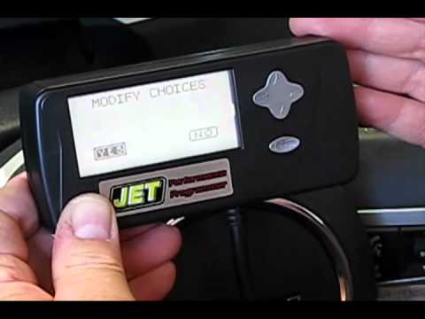 2006-2014  Chevrolet Cadillac GMC JET Performance Computer Programmer Install Tutorial How-To