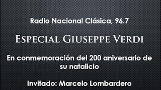 Especial - Giuseppe Verdi