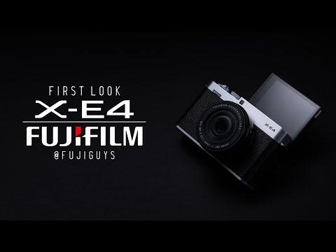 Fuji Guys - FUJIFILM X-E4 - First Look