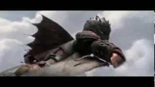 Как приручить дракона 2 [Международный трейлер]