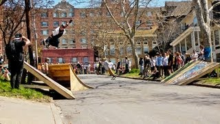 Ithaca Slide Jam With Original Skateboards
