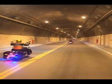 重機蘇花隧道內逆向超車 駕駛怒批:找死!