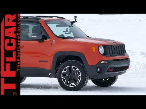 2015 jeep renegade quick drive consumer reports doovi. Black Bedroom Furniture Sets. Home Design Ideas