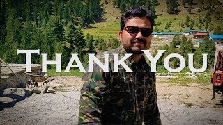 THANK YOU 50,000 SUBSCRIBERS | Kashan