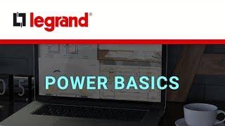 Formation Legrand en ligne Power Basics : protection des lignes électriques basse tension