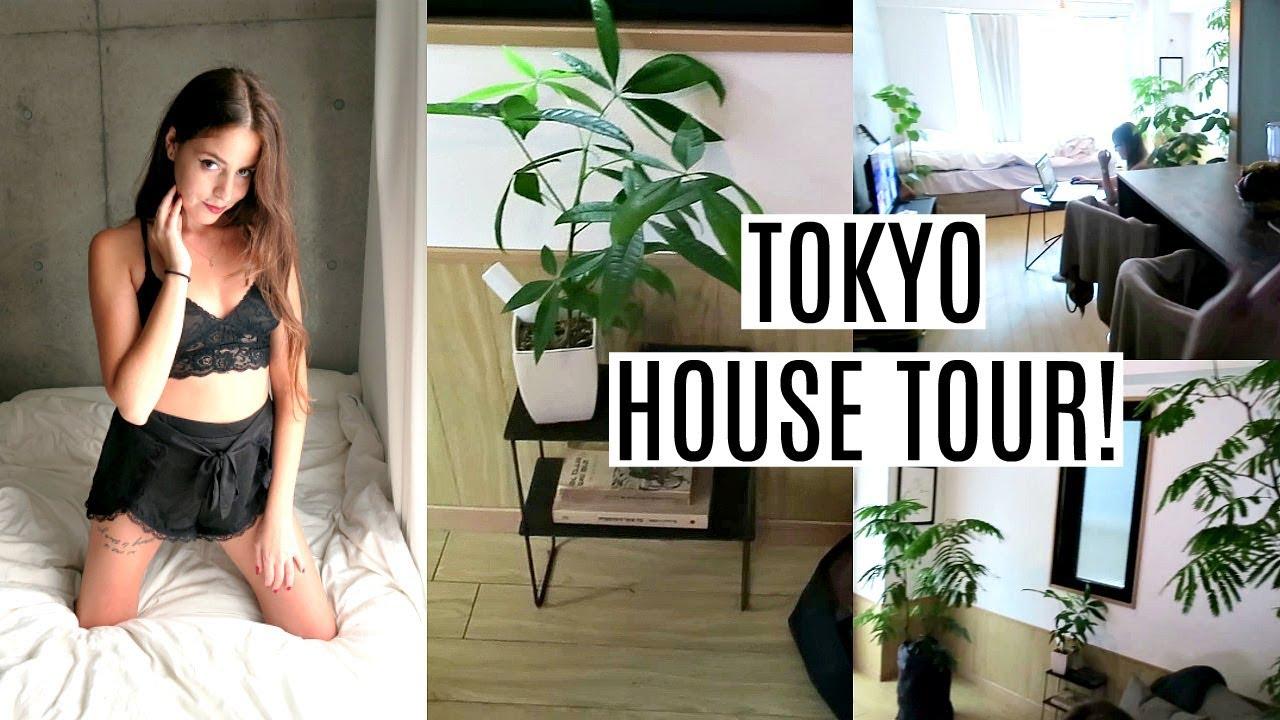 Japan House Tour Minimalist Zen Apartment In Tokyo