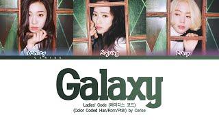 Ladies' Code (레이디스 코드) Galaxy | Tradução (Color Coded Han/Ro…