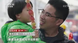 《记住乡愁》第六季 20200120 第十二集 蓟州古城——京师东大门| CCTV中文国际