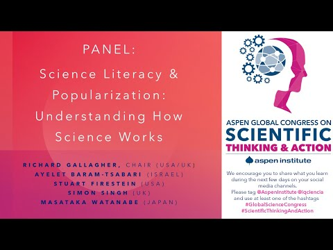 Science Literacy And Popularization: Understanding How Science Works
