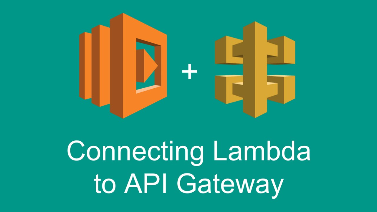 Connecting Lambda to API Gateway (Getting started with AWS Lambda, part 3)