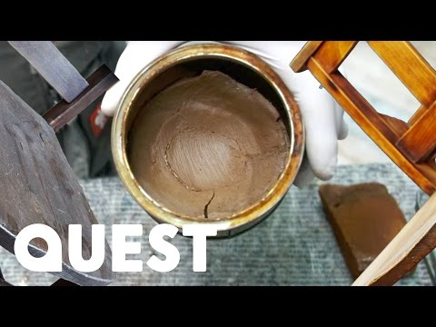 How To Wax a Wooden Chair | Salvage Hunters DIY Tips