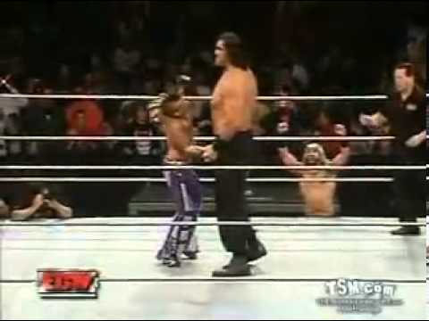 Shannon Moore Vs The Great Khali