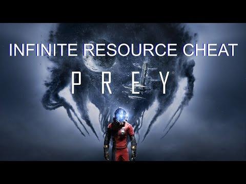Prey Infinite Resources! Cheat