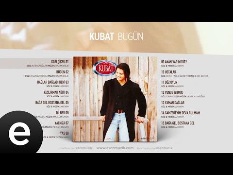 Sarı Çiçek (Kubat) Official Audio #sarıçiçek #kubat