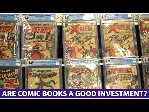 New York Comic Con 2019: Are comic books a good investment