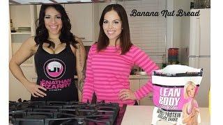 Banana Nut Bread With Cassandra Irizarry
